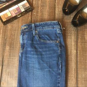 Levi Low Bootcut 345 Jeans Size 8